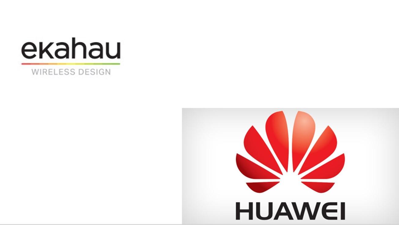 Интегрированное решение от Huawei и Ekahau