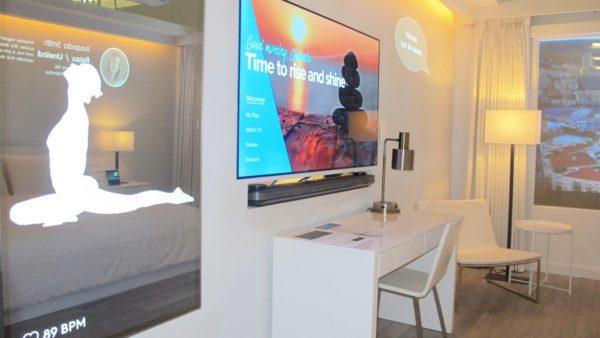 Marriott International представляет номера будущего