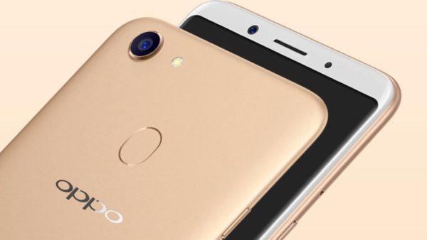 Новые камерофоны OPPO F5 6Gb и F5 Youth