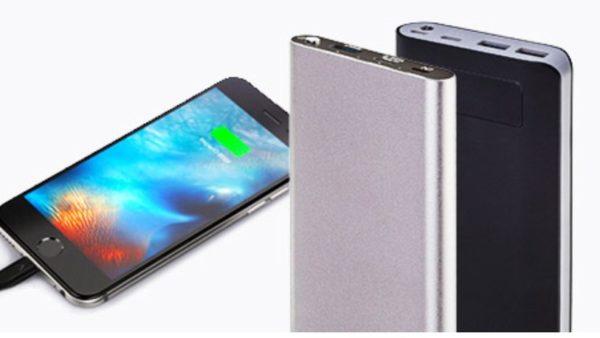 Новые мобильные аккумуляторы BURO