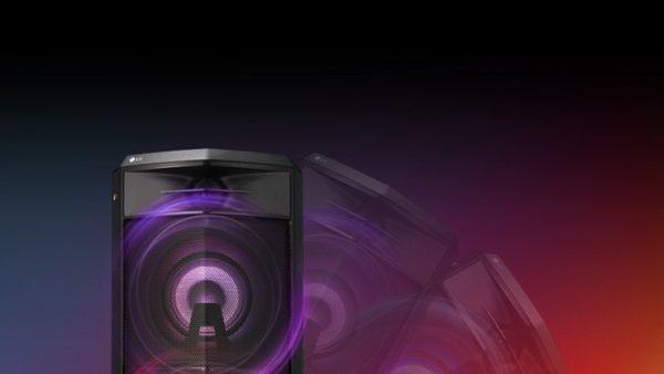 Новые музыкальные системы LG FJ5 и LG FJ7