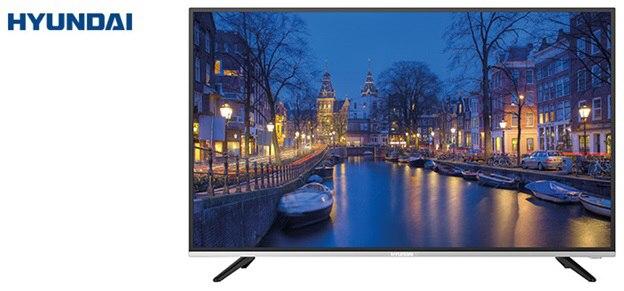 Новые телевизоры Hyundai серии 401