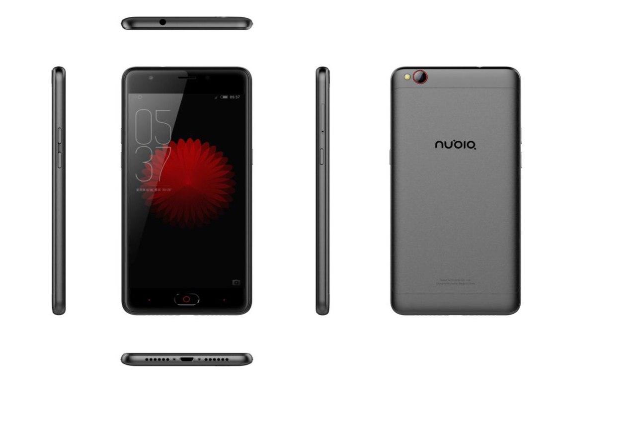 Новый смартфон nubia M2 play эксклюзивно в MERLION