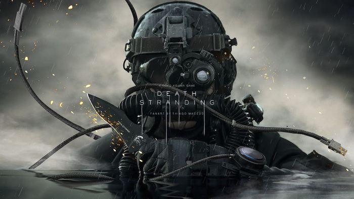 трейлер Death Stranding