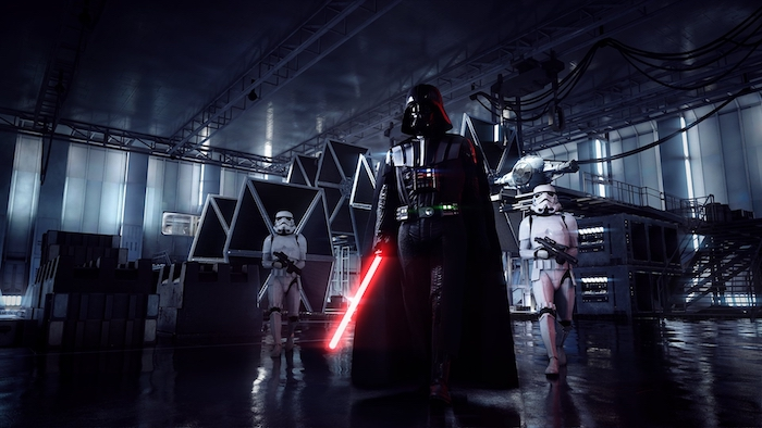 изменения в Star Wars Battlefront 2