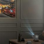 LG выпускает компактные проектор PH30JG из серии MiniBeam