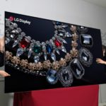 Новый OLED-дисплей 8К от LG Display