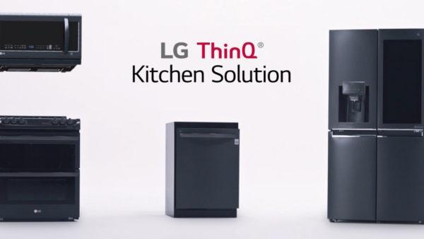 Умная кухня вместе с LG
