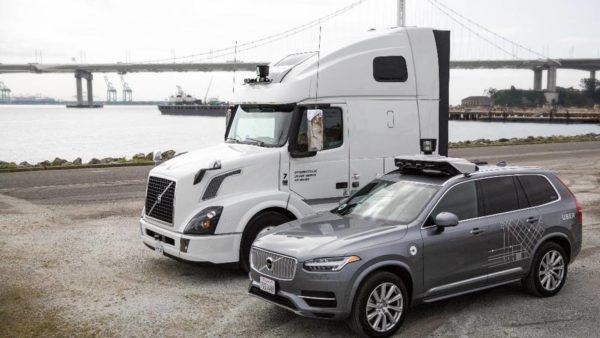 Технологии NVIDIA в автомобилях Uber