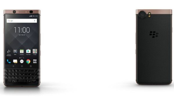 Новый смартфон BlackBerry