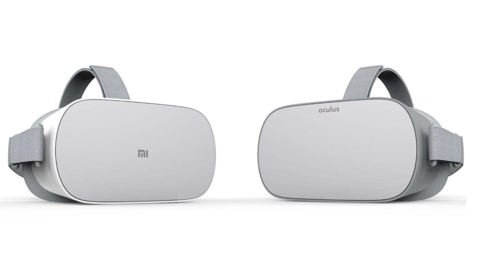 Автономные VR-шлемы от Xiaomi и Oculus