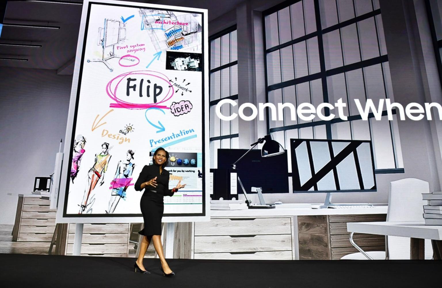 Samsung упрощает повседневную жизнь с помощью IoT