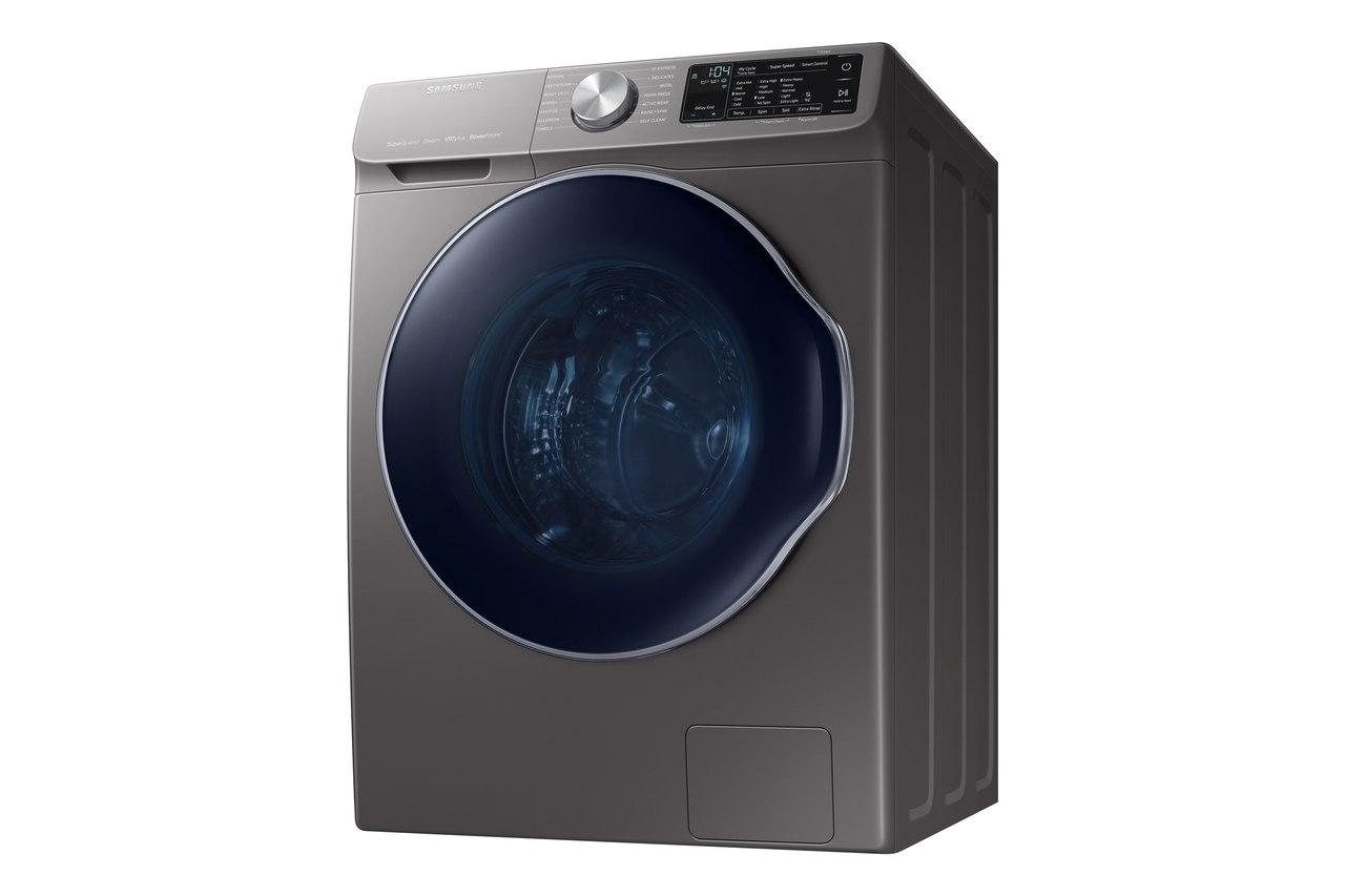 Новая стиральная машина Samsung WW6850N