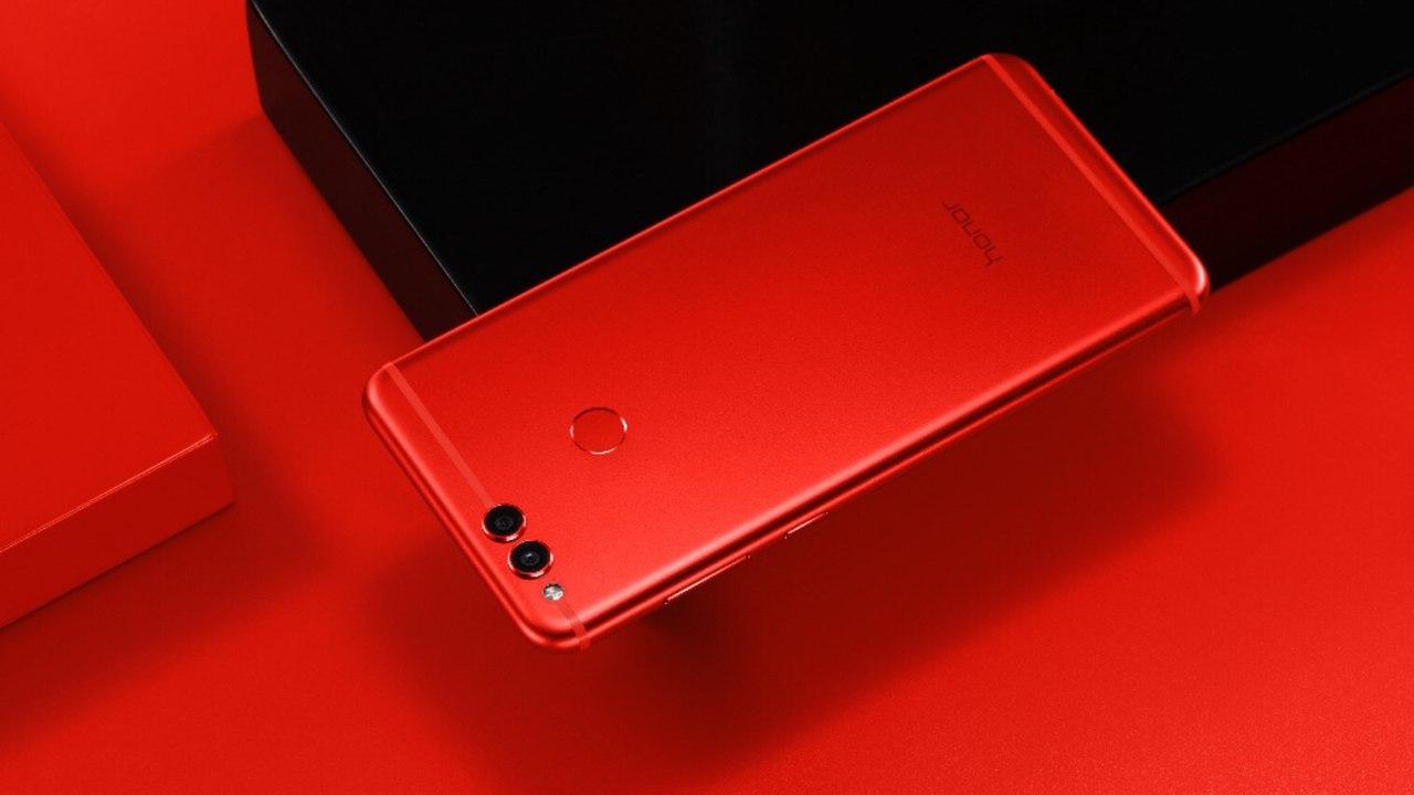 Старт продаж новых смартфонов Honor