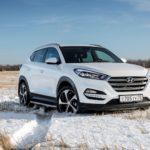 Hyundai представил обновленную линейку Hyundai Tucson