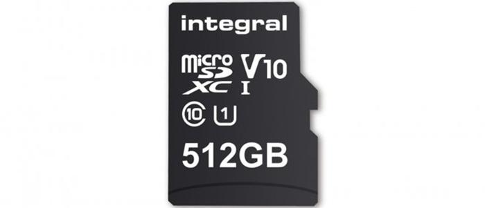 Integral Memory microSDXC