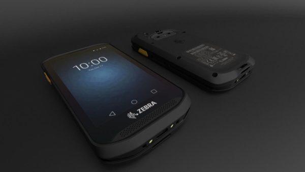Новый смартфон Zebra TC 25