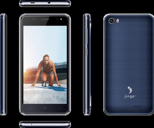 Новый смартфон Jinga Start
