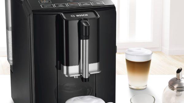 Новая кофемашина Bosch VeroCup TIS30129RW