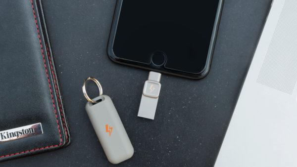 Новый USB-накопитель от Kingston