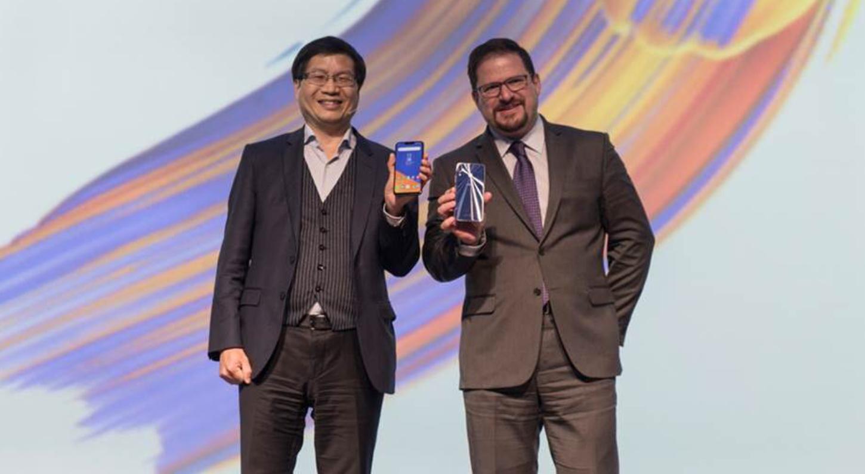 Новая серия смартфонов ZenFone 5