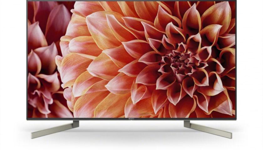 Новые телевизоры Sony BRAVIA серии XF90