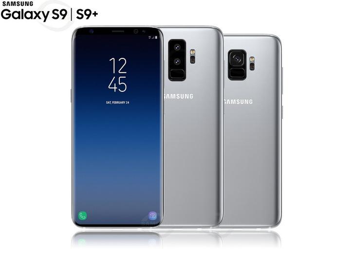 Продажи смартфонов Samsung S9 и S9+ выросли на 46%
