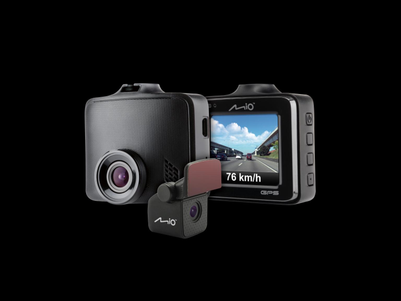 Новый видеорегистратор MiVue C380D