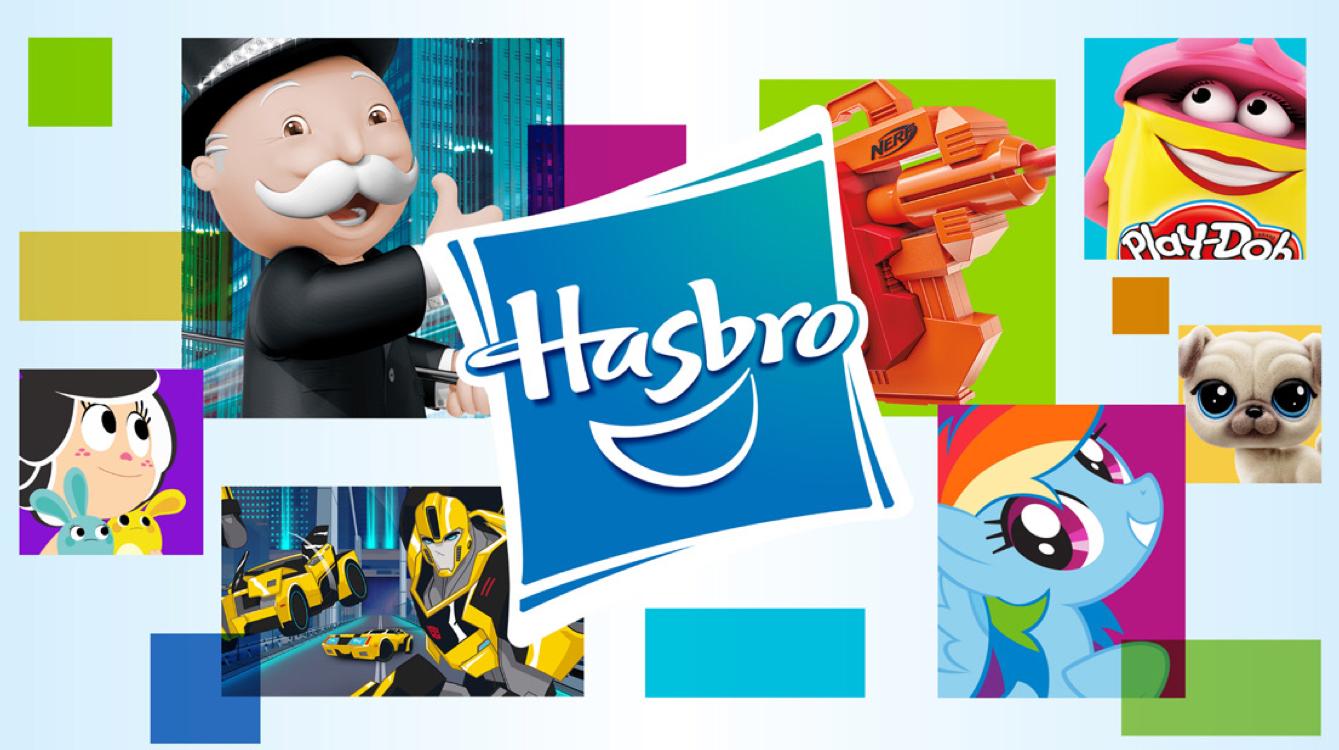 Новая коллекция HASBRO