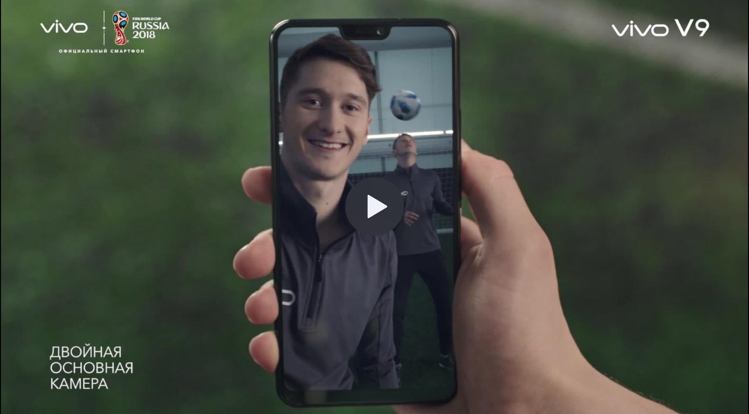 Новый эксклюзивный дизайн смартфона V9