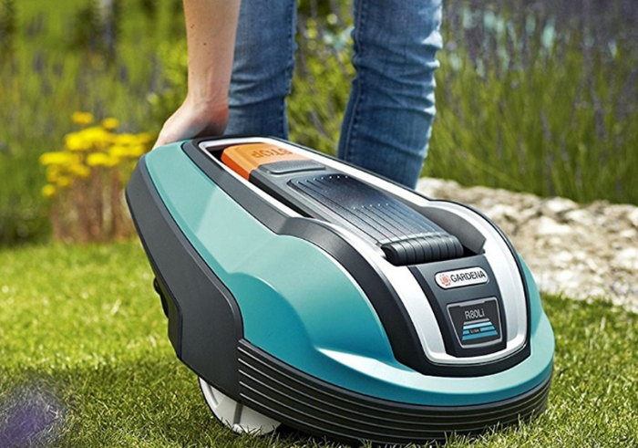 GARDENA Robotic Lawnmowe