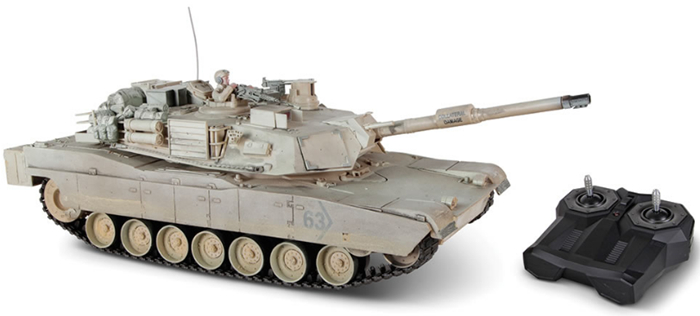 Remote Controlled Abrams Tank