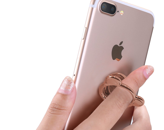 Phone Metal Selfie Ring