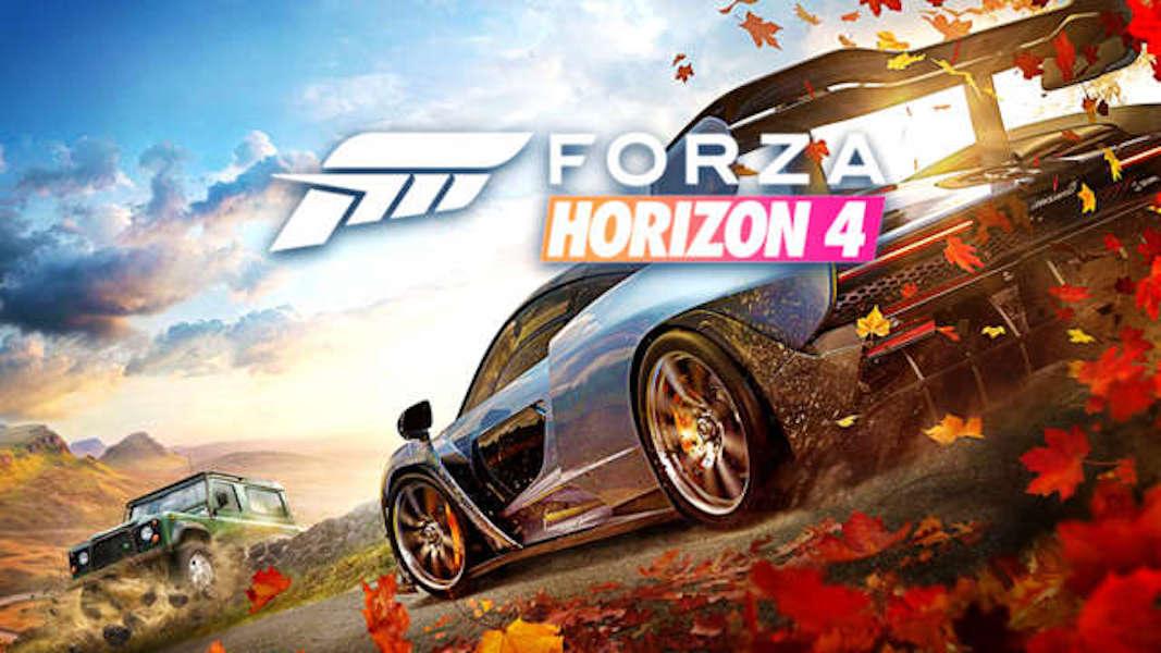 Forza Horizon 4 Ultimate Edition (2018)