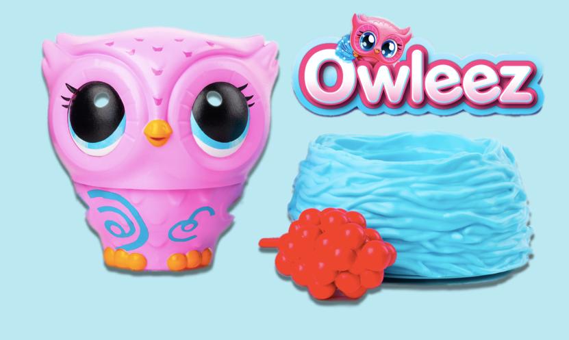 Owleez Spin Master