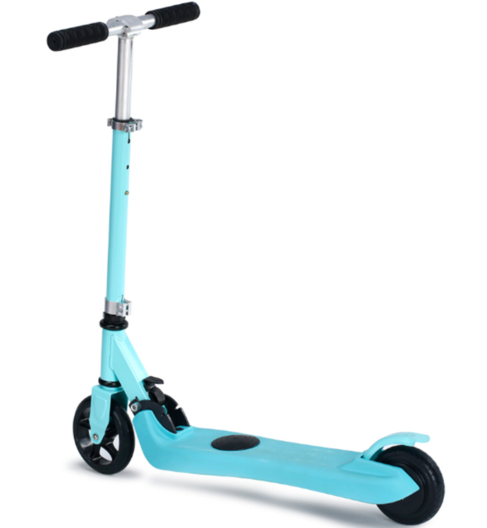 IconBIT Kick Scooter Unicorn