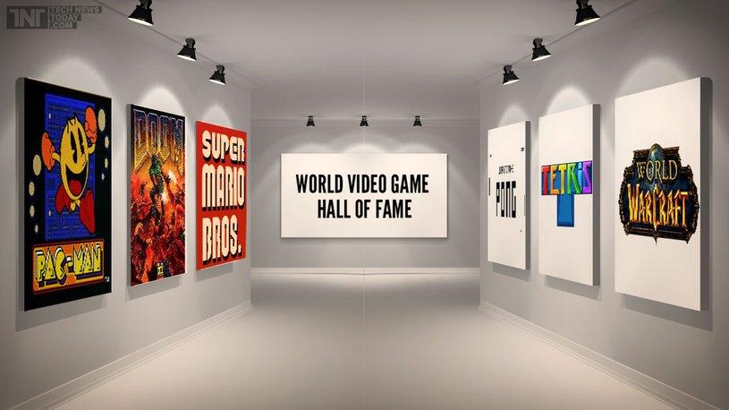 Зал славы видеоигр