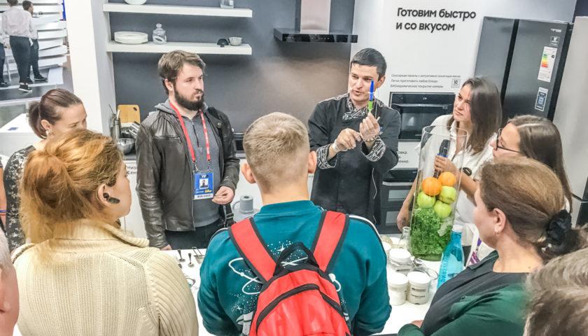 М.видео Electroniсs show 2019