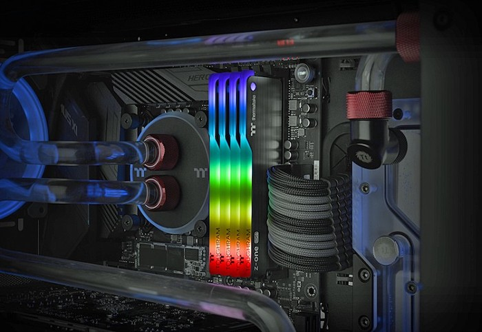Thermaltake TOUGHRAM Z-ONE RGB