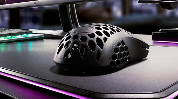 Cooler Master MM710 Honeycomb Gaming Mouse