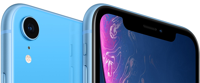 iPhone XR 128 Blue