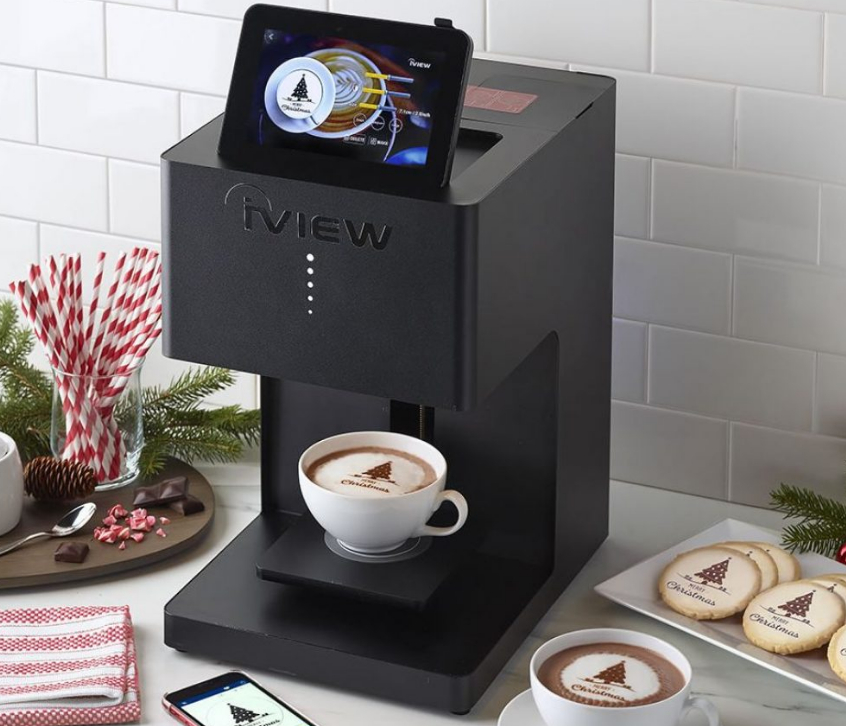 The Image Replicating Food/Beverage Printer