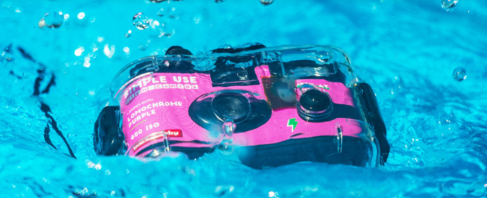 Lomography Analogue Aqua