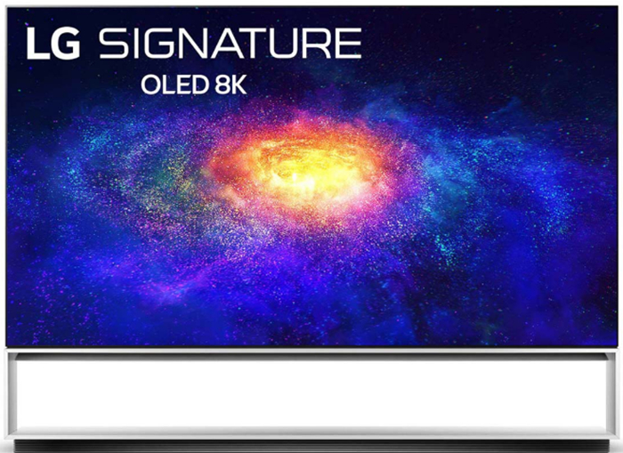 LG SIGNATURE 88'' 8K OLED