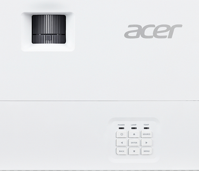 Acer представила мультимедийный проектор H6815BD