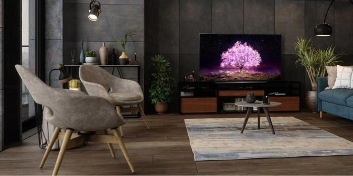 Новая серия телевизоров LG OLED С1: широкий выбор диагоналей