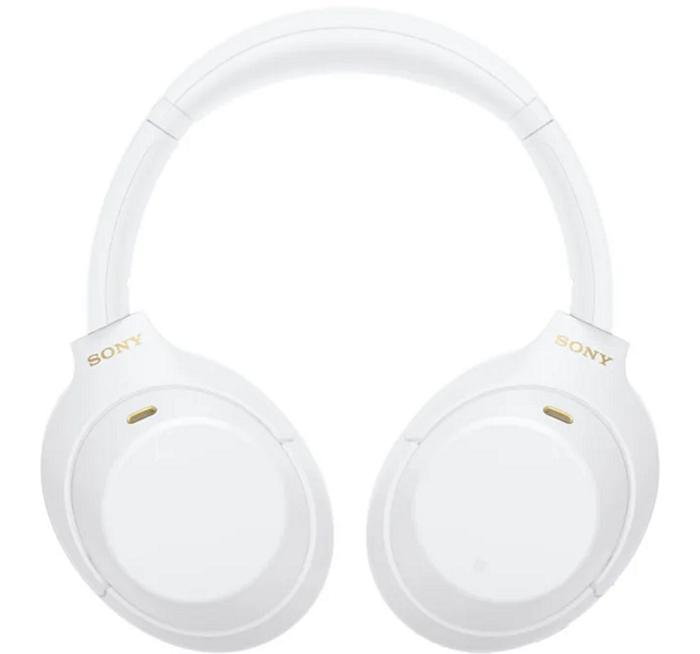 Sony представляет новую лимитированную серию наушников WH-1000XM4 Silent White