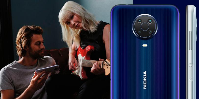 В России начались продажи смартфонов Nokia G20 и Nokia X20 и открылись предзаказы на смартфон Nokia X10
