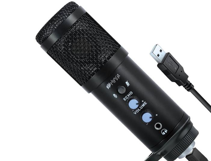 HIPER представляет новую линейку микрофонов для подкастов и стриминга