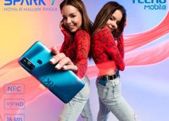 Участвуйте в челлендже TikTok и выиграйте новый TECNO SPARK 7!